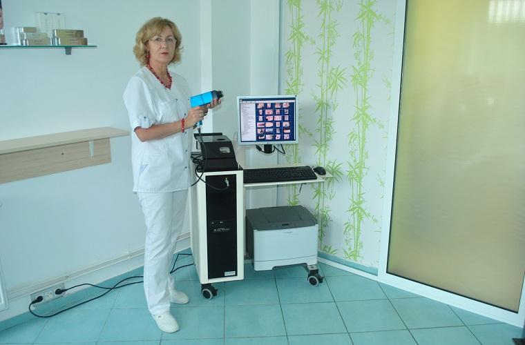 dermatologie videodermatoscopie Timisoara
